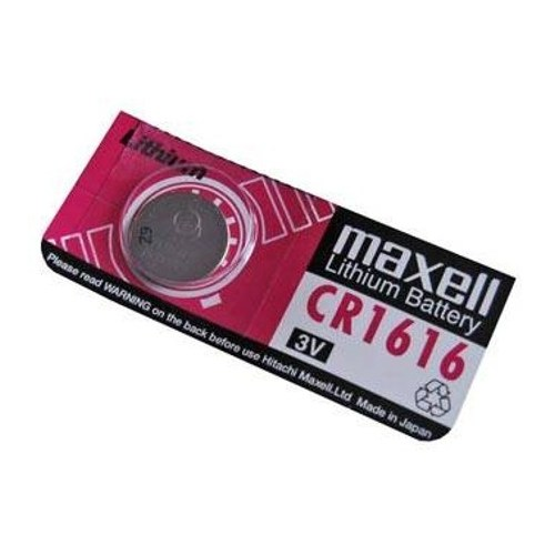 Maxell Cr1616 Lityum Hafıza Pili 10'Lu