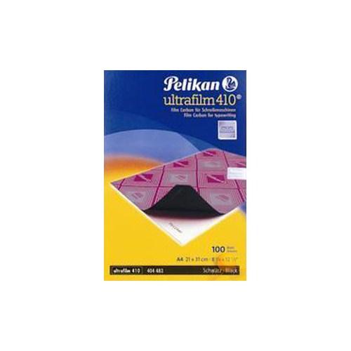 Pelikan Ultrafilm 410 Siyah Plastik Karbon
