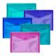 Snopake Polyfile A4 Twin Pocket Çift Taraflı Çıt Çıtlı Dosya 150 A4 Ön 30 A4 Arka Kapasiteli Sp15691
