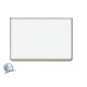 Martı Yazı Tahtası 65 x 100 Duvara Monte Laminat Beyaz Okul Yazı Tahtası + 3 Adet Tahta Kalemi + 1 Adet Yazı Tahtası Silgisi