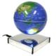Acayipşeyler Sihirli Dünya Havada Dönen Küre 4 Ledli Işıklı