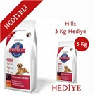 Hills Science Plan Adult Large Breed Chicken Yetişkin Köpek Kuru Maması 12 Kg + 3 kg