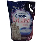 8'li First Class Crystal Cat Litter Kedi Kumu 100 % Doğal 3.8 Lt