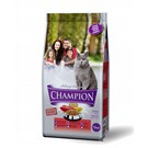 Champion Dana Etli Yetişkin Kedi Maması 7,5 Kg + Champion Kedi & Köpek Tırnak Çıtçıtı Hediye!