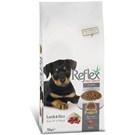 Reflex Puppy Lamp&Rice Kuzu Etli & Pirincli Yavru Kopek Maması 15 Kg
