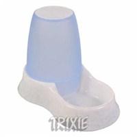 Trixie köpek plastik depolu su&yem kabı 1 , 5lt