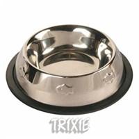 Trixie Paslanmaz Çelik Mama Kabı 0,2Lt 11Cm
