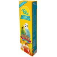 Polo Ballı Yumurtalı Üçlü Muhabbet Kuşu Krakeri