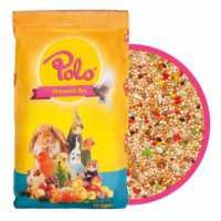 Polo Polo Meyveli Muhabbet Kuşu Yemi Çuval 25 Kg
