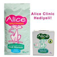 Alice Light & Sterilised Kedi Maması