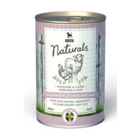 Bozita Naturals Pate Kuzu Ve Tavuklu Tahılsız Konserve Köpek Maması 410 Gr