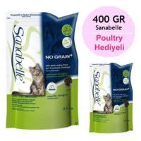 Sanabelle No Grain Poultry Tahılsız Kümes Hayvanlı Yetişkin Kedi Maması 2 Kg +400 Gr