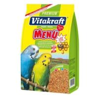 Vitakraft Premium Menü Vital Ballı Muhabbet Kuşu Yemi 500 Gr