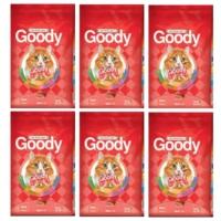 Goody 6 Adet 2,5 Kg Etli Kuru Kedi Maması