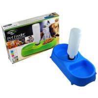 Fine Pet Kedi Ve Köpek İçin Otomatik Su Ve Mama Kabı
