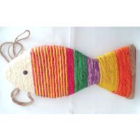 Bobo Balık Şekilli Kedi Tırmalama Tahtası 35 Cm