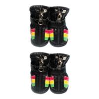 Percell Köpek Ayakkabısı 4 Lü Set Small 4.5x4.2x2.5 cm