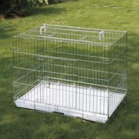 Qh Pet Cage Kedi - Köpek Kafesi 90X60X70 (1)