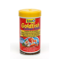 Tetra Goldfish Color Sticks 250 Ml Balık Yemi