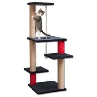 Agira Rita Çok Katlı Kedi Tırmalama Ve Oyun Standı Yükseklik 128 Cm