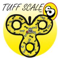 Tuffy Jr 3 Way Tug Yumuşak Sesli Köpek Çekiştirme Oyuncaği 27 Cm