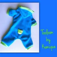 Blue Bear Polar Tulum - Tooloom By Kemique