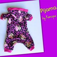 Monkey Penye Tulum - Pijama By Kemique