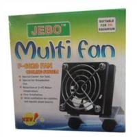 Jebo Akvaryum Soğutucu Fan Tekli F-6020