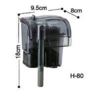 Dophin H80 Askılı Filtre Şelale Filtre 185 L/H