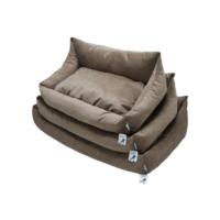 Smart Soft Köpek Yatağı Kahverengi No: 1