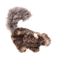 6255 Plush Friendz Sesli Sincap Köpek Oyuncağı