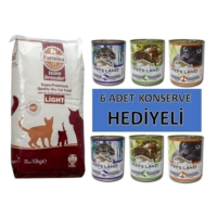 Farmina Team Breeder Cat Light 10Kg