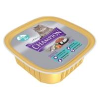 Champion 16 Adet Karidesli ve Balıklı Pate Yaş Kedi Maması