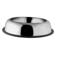 Oripet Oval Çelik Köpek Mama Kabı 64 Oz