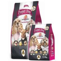 Tweet Dog Lamb Kuzu Etli Köpek Maması 15+2, 5 Kg (Toplam 17, 5 Kg)