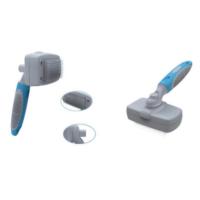 Pro Choice Silikon Sapli Otomatik Firça Medium 9X5,5 Cm