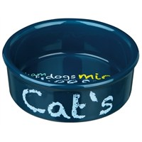 Trixie Kedi Porselen Mama/Su Kabı 0,3Lt/12Cm