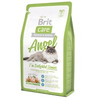 Brit Care Tavuklu Yaşlı Kedi Maması (I´M Delighted Senior) 2Kg
