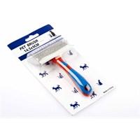 Purfect Plastik Saplı Pet Fırçası