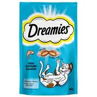 Dreamies Somonlu Kedi Ödülü 60 gr