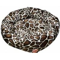 Simit Kedi Yatağı Kahverengi