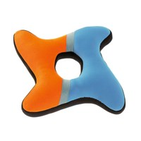 Hunter Suda Batmayan Fosforlu Köpek Oyuncağı 14 Cm Turuncu-Mavi