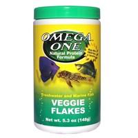 Omega One Veggie Flakes 1000Ml / 148Gr.