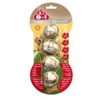 8in1 Delight Balls S (4\'lü) 36Gr.