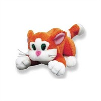 Happy Pet Claus Cat 14002 Elektronik Miyavlama Sesli Peluş Oyuncak
