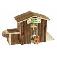 Karlie Wonderland Alaska Hamster Evi 17X11x8 K84785
