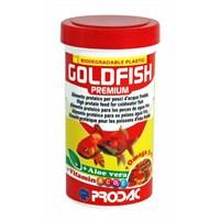 Prodac Goldfish Premium Japon Balığı İçin Pul Yem 100 Ml 20 Gr