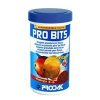 Prodac Pro Bits Discus Balıkları İçin Özel Balık Yemi 250 Ml 100 Gr