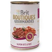 Brit Boutique Gurme Somonlu Püre Köpek Konserve 400 Gr