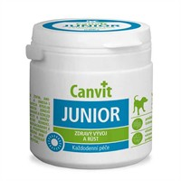 Canvit Junior Yavru Köpek Vitamini 100 Gr